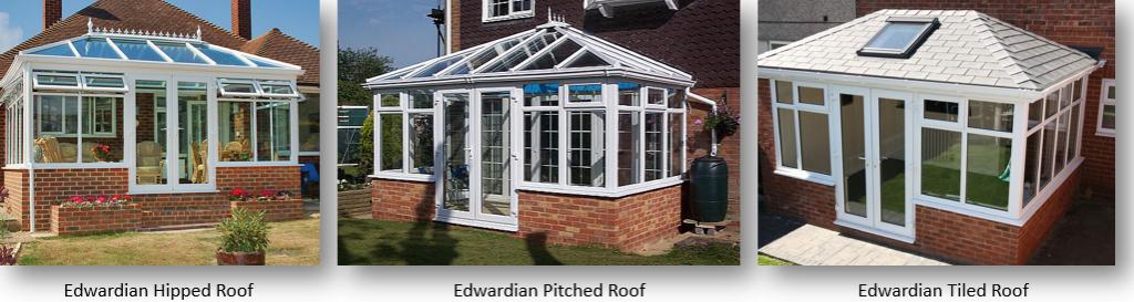 Edwardian Conservatory Roof