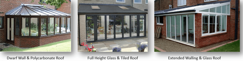 3 lean to conservatory designs