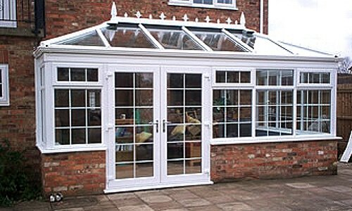 Georgian Conservatories