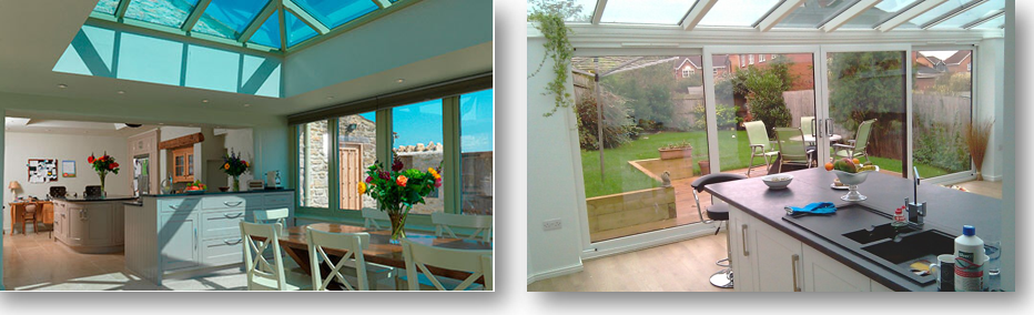 Kitchen Conservatory