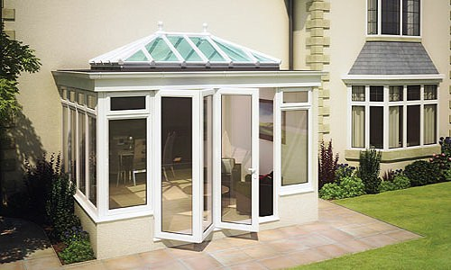 Small Orangeries Vs Small Conservatories