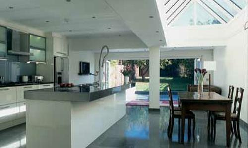 Small Kitchen Conservatory