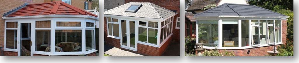 Tiled Conservatories