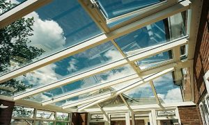 Glass Replacement Conservatory Roof
