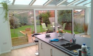 kitchen conservatory 3