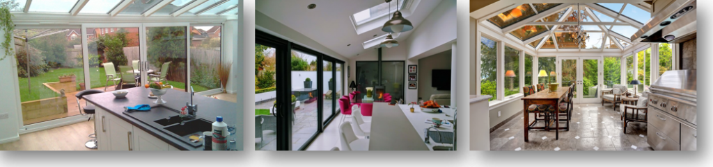 kitchen conservatory ideas