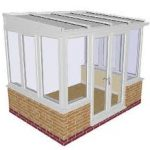 lean to conservatory costs