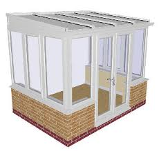 Lean to Conservatory