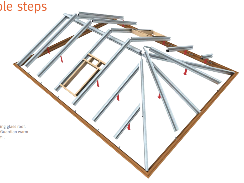 What are the options for Conservatory Roofs?