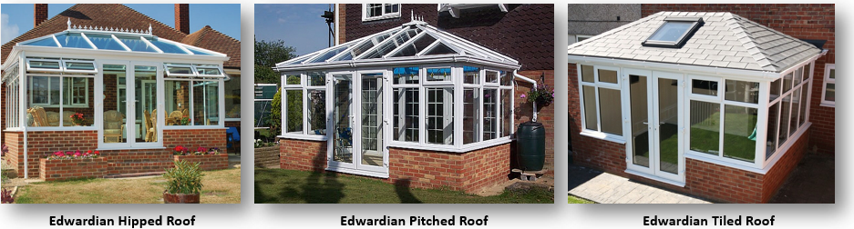 Edwardian, Georgian and Victorian Conservatories