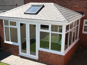 Tiled Conservatory Roof
